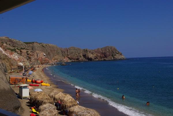 Paliochori - Spiaggia di Milos