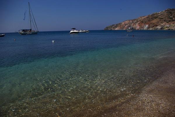 Milos spiagge di Paliochori